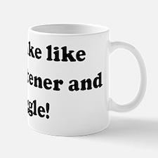 Let's make like fabric soften Mug