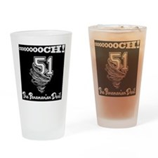 Chooch! Drinking Glass