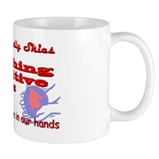 FondlySkiesSticker Mug
