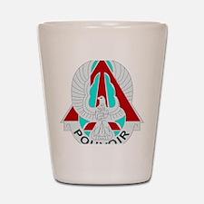 227TH AVIATION RGT Shot Glass