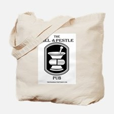 The Pill and Pestle Tote Bag