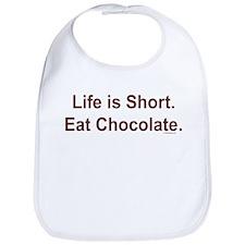 Cute Chocoholic Bib