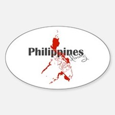 Philippines Diver Decal
