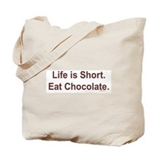 Cute Chocoholic Tote Bag