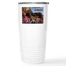 Sedona Arizona Combo Travel Mug