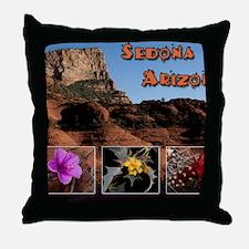 Sedona Arizona Combo Throw Pillow