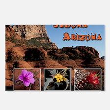 Sedona Arizona Combo Postcards (Package of 8)