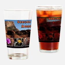 Sedona Arizona Combo Drinking Glass