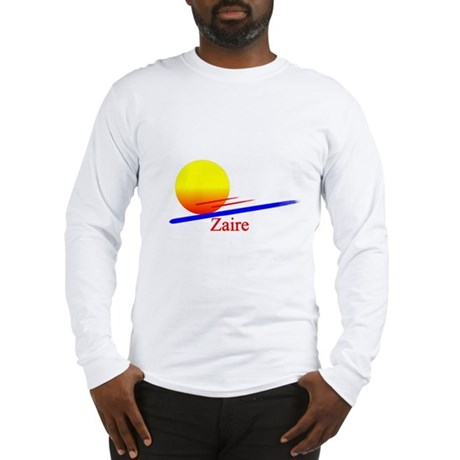 Zaire Long Sleeve T-Shirt