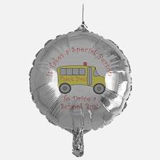 bus driver2 Balloon
