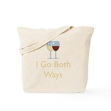 Both ways Tote Bag