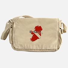 Ireland Diving Messenger Bag