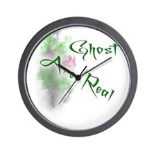 Ghost Are Real Wall Clock