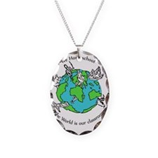 The worldcolor (2) Necklace