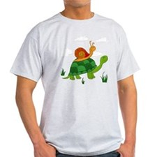 turtle and snail T-Shirt