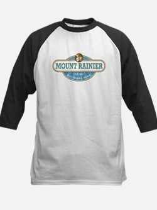Mount Rainier National Park Baseball Jersey