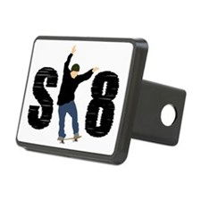 sk8_patinador_2_light Hitch Cover