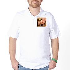 three piglets - good luck 2014 T-Shirt