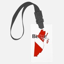 Belize Diving Luggage Tag