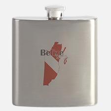 Belize Diving Flask