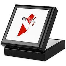 Belize Diving Keepsake Box