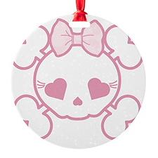 Goth Girl Ornament