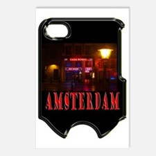 amsterdam vice i phone 4  Postcards (Package of 8)
