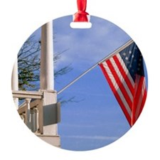 calendar american pride Ornament
