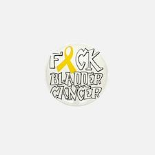 Fuck-Bladder-Cancer-blk Mini Button