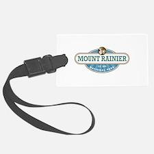 Mount Rainier National Park Luggage Tag