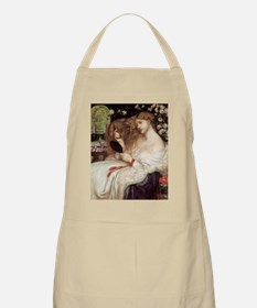 Lady Lilith by Dante Rossetti Apron