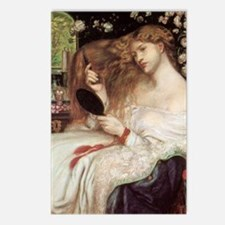 Lady Lilith by Dante Ross Postcards (Package of 8)