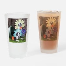 BT Flower Drinking Glass