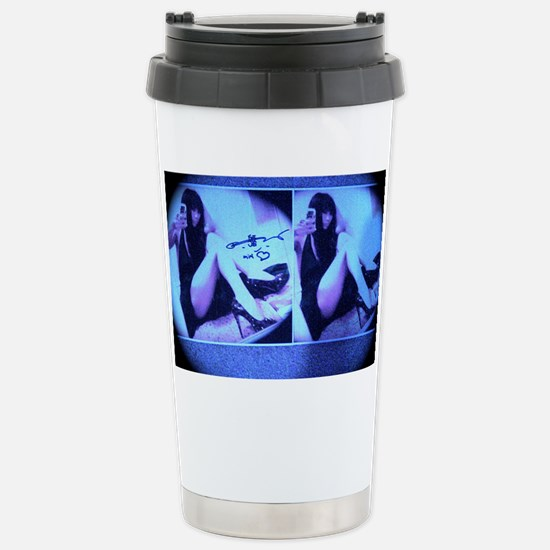 Bai Ling super sexy Stainless Steel Travel Mug
