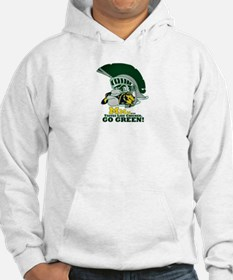 Sparty is hungry Hoodie