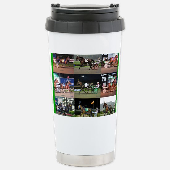 harness-card Stainless Steel Travel Mug