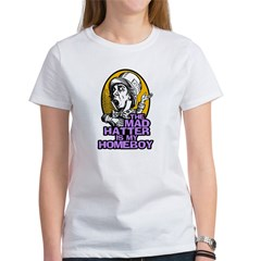 The Mad Hatter is My Homeboy Tee