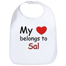 My heart belongs to sal Bib