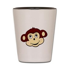 monkeymain Shot Glass