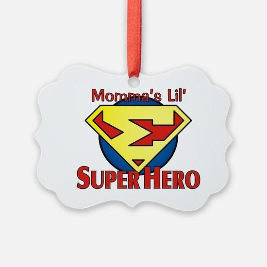 Lil_SuperHero4 Ornament