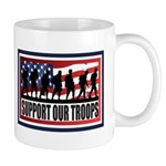 Support Our Troops Mugs