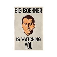 big-boehner-CRD Rectangle Magnet