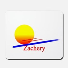 Zachery Mousepad