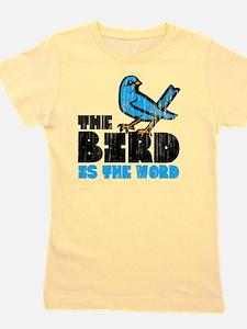 Word Bird Girl's Tee