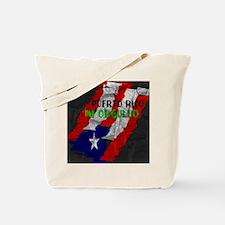 Puerto Rico, My Pride Tote Bag
