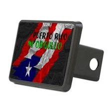 Puerto Rico, My Pride Hitch Cover
