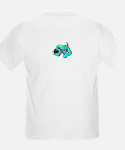 The  Famous  Puppy Valentino Kids T-Shirt