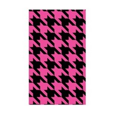 houndstooth-xl-pink_ipad Decal