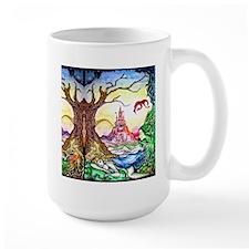 Sleeping Fairy Mug