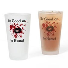 begoodhunted Drinking Glass